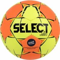 Handbal Select Light Grippy Mini 0 galben portocaliu 14705