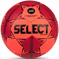 Handbal Select Mundo 2 rosu-portocaliu 10252