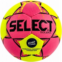 Handbal Select Solera 2 2018 roz-galben 14295