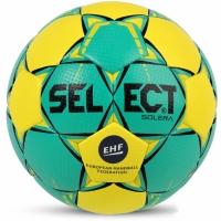 Handbal Select Solera 2 EHF 2018 verde-galben 14294 pentru copii