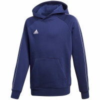 Hanorac Adidas Core 18 bleumarin CV3430 copii teamwear adidas teamwear