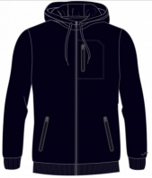 Hanorac Joma Hybrid negru