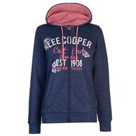 Hanorace Lee Cooper Classic Zipped pentru Femei