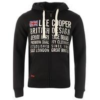 Hanorace Lee Cooper Cooper Zip LDN pentru Barbati