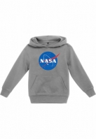 Hanorac NASA pentru Copii deschis-gri