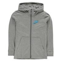 Hanorace Nike AV15 Full Zipped de baieti Junior