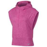 Hanorace Nike Element Sleeveless pentru Femei