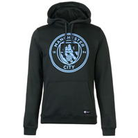 Hanorace Nike Manchester City FC Crest pentru Barbati