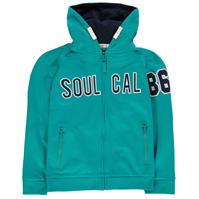 Hanorace SoulCal Fashion Zip de baieti Junior