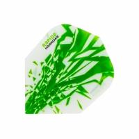 Fluturasi sageti darts Harrows RAPIDE verde copii
