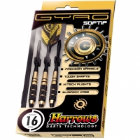 Sageti darts Harrows Softip GYRO CAPS 18g
