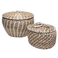Hotel Collection Hotel Rattan Box