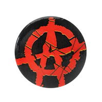 Character Button Badge