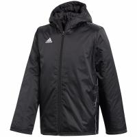 Jacheta adidas CORE 18 Stadium negru CE9058 copii teamwear adidas teamwear