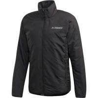 Jacheta Adidas TERREX Insulation barbati negru DZ2049