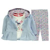 Jacheta Crafted Mini trei Piece Set pentru fete pentru Bebelusi