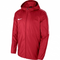 Jacheta Nike Dry Park 18 ploaie rosu AA2091 657 pentru copii