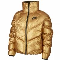 Jacheta Nike NSW Syn FILL STMT SHINE Gold BV3135 707 pentru femei