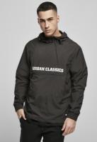 Jacheta Pulover Commuter negru Urban Classics