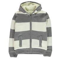 Jachete SoulCal Stripe Knitted de baieti Junior