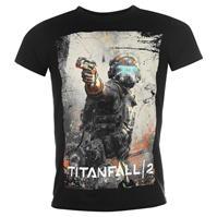 Jocuri Tricou Official Titanfall 2 pentru Barbati