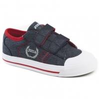 Joma Rrevel 903 bleumarin-rosu Velcro copii