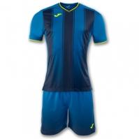 Tricou Joma Pro-liga Royal-bleumarin cu maneca scurta