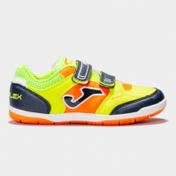 Joma Top Flex 816 Fluor-bleumarin Velcro Indoor copii