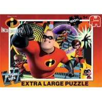Jumbo 100 Piece Jigsaw Puzzle