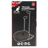 Kangol Travel Earphones