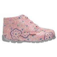 Kickers Hi din piele Shoes Bebe