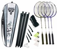 Set badminton TALBOT TORRO 4 FIGHTER 449537