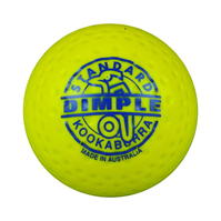Kookaburra Dimple Standard Hockey Ball de adulti