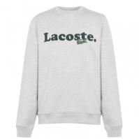 Bluze trening Lacoste Lacoste Script Crew