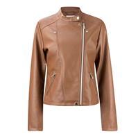 Jachete Lee Cooper Biker PU pentru Femei