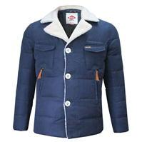Jachete Lee Cooper Sherpa Collar pentru Barbati