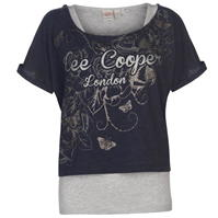 Tricou Lee Cooper cu 2 straturi Set pentru Femei