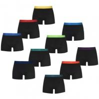 Boxeri Pantaloni scurti Lee Cooper 10 Pack pentru Barbati