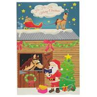 Lincoln Horse Bix Advent Calendar