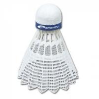 Set de 6 Fluturasi Badminton SPOKEY SHOOT albastru MEDIUM / / 83436