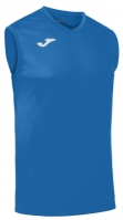 Tricou Joma Basic Royal fara maneci