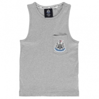 NUFC Muscle Vest de baieti Junior