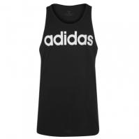 Maieu adidas Linear Logo pentru Barbati