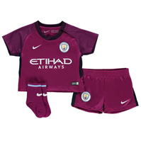 Nike Manchester City Away Kit 2017 2018 Bebe