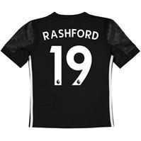Tricou adidas Manchester United Away Rashford 2017 2018 Junior