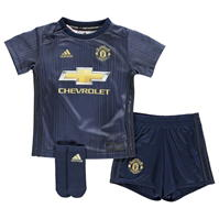 adidas Manchester United Third Kit 2018 2019 Bebe