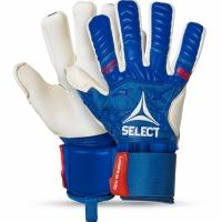 Manusi de Portar Select 88 Pro Grip 2020 Negative Cut albastru And alb 16617