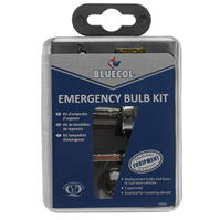 Mega Value BlueCol Car Emergency Bulb Kit