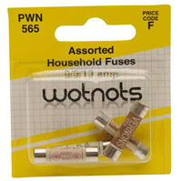 Mega Value Pearl Household Fuses