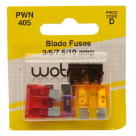 Mega Value Wotnots Blade Fuses